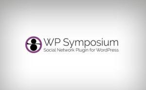 wp symposium